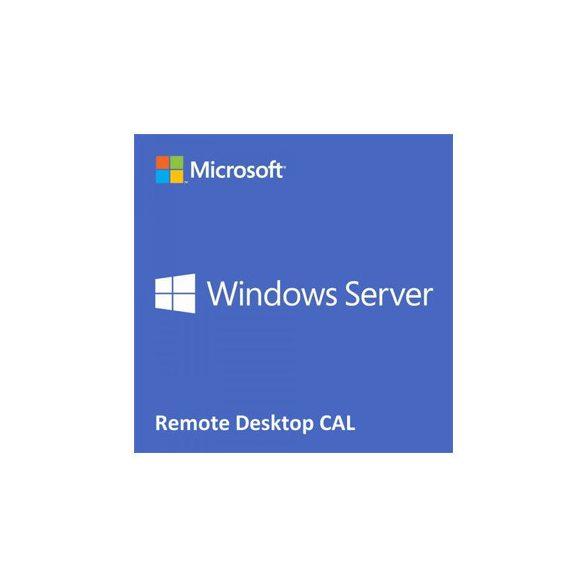 Windows Remote Desktop Services CAL 2019 Hungarian OEM OLC 100 Clt User CAL