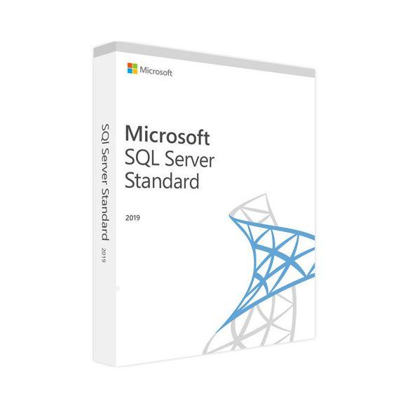 SQL Server Standard Core 2019 English OEM OLC No Media/No Key 2 Core Kiegészítő License