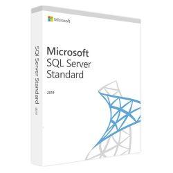 SQL Server Standard Core 2019 English OEM OLC No Media/No Key 4 Core Kiegészítő License