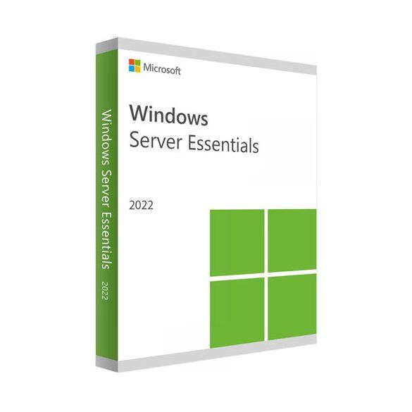 Windows Server Essentials 2022 Hungarian OEM OLC 10 Core