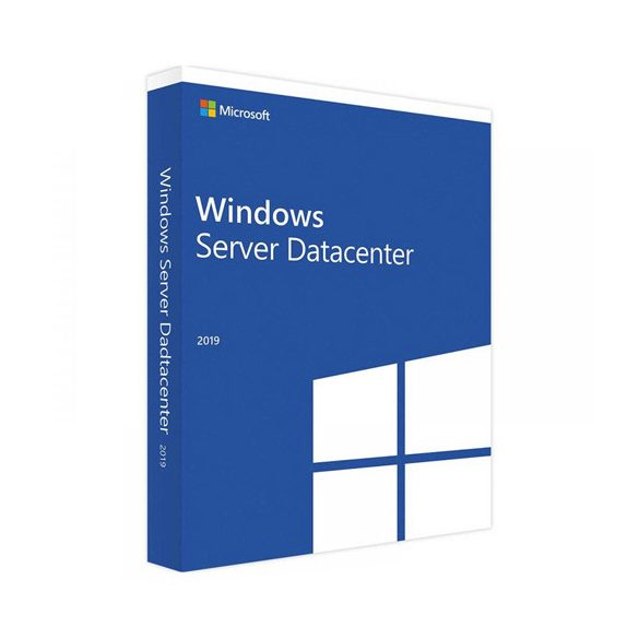 Windows Server Datacenter 2019 Hungarian OEM OLC 2 Core NoMedia/NoKey Kiegészítő Lic
