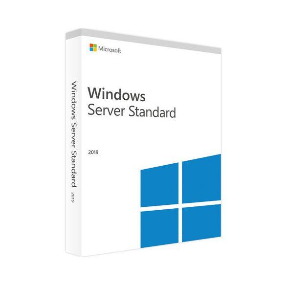 Windows Server Standard 2019 English OEM OLC 4 Core NoMedia/NoKey (APOS) Kiegészítő Lic
