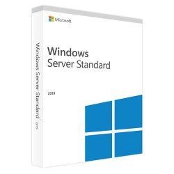 Windows Server Standard 2019 Hungarian OEM OLC 24 Core