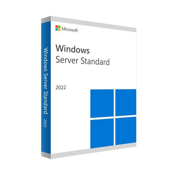 Windows Server Standard 2022 English OEM OLC 16 Core